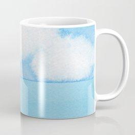 Fuzzy Wuzzy Caterpillar Clouds Coffee Mug