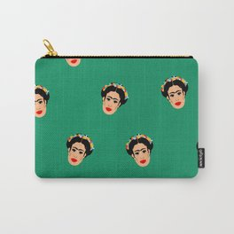 Frida Frenzy Carry-All Pouch