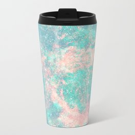 Ocean Foam In The Stars Travel Mug