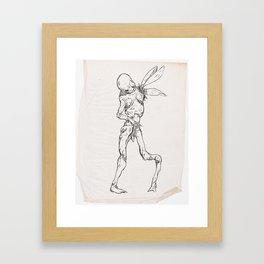 Sketch #12 Framed Art Print