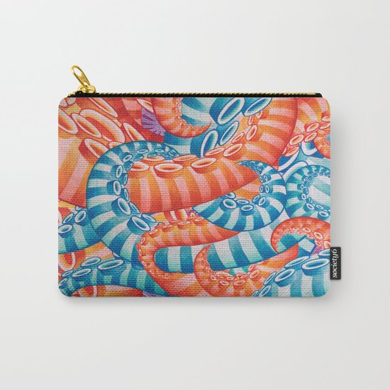 Tentaculon 1  Carry-All Pouch