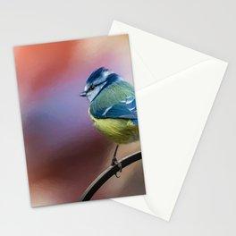 Blue Tit UK Stationery Cards