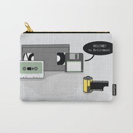 Retirement Carry-All Pouch