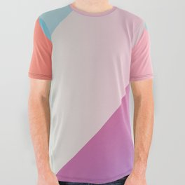 Ultra Geometric All Over Graphic Tee