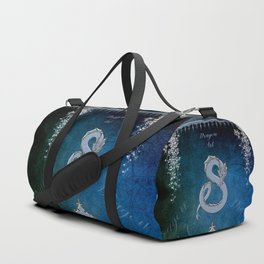 Wonderful chinese dragon Duffle Bag