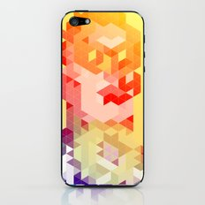 Geometric Hero 2 iPhone & iPod Skin