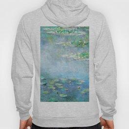 Monet Water Lilies / Nymphéas 1906 Hoody