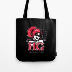 Homicidal Girls Tote Bag