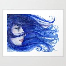 Veruca Art Print