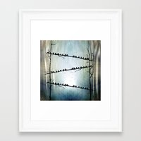 justin timberlake Framed Art Prints featuring Barricade by Viviana Gonzalez