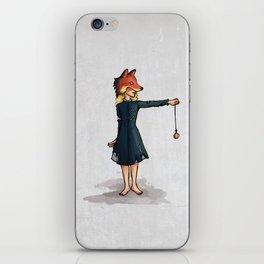 The Liar iPhone Skin
