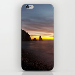 Cheticamp Sunset iPhone Skin