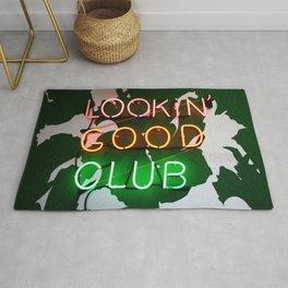 Lookin' good club Rug