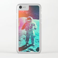 Project Apollo - 3 Clear iPhone Case