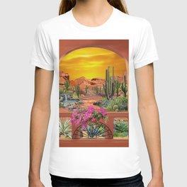 Sonoran Desert Landscape T-shirt