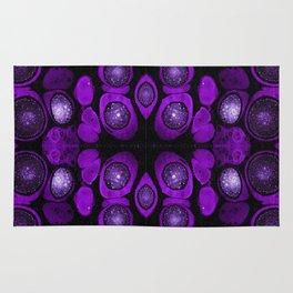 Ultra violet Rug