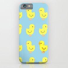 Yellow chick iPhone 6s Slim Case