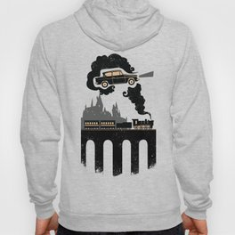Dream train HP Hoody