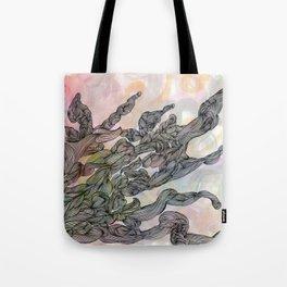Borderline Tote Bag