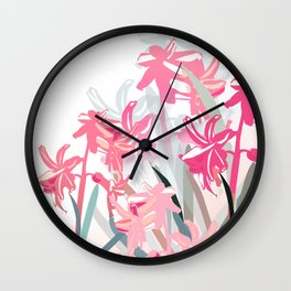 Life growing up Wall Clock