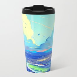 Landscape A Travel Mug