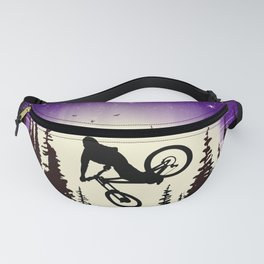 Moon Whip Fanny Pack