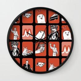 the Original Meme-ory matching game! Wall Clock