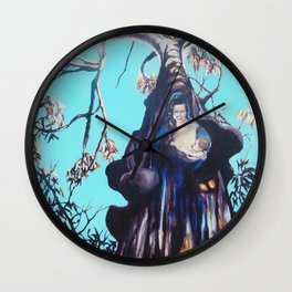 Mother Wall Clock