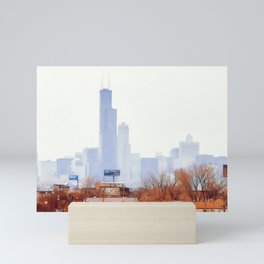 Tale of Two Cities Mini Art Print