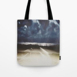 Midnight Highway Tote Bag