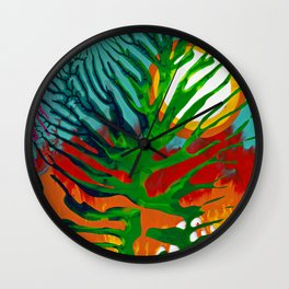 Morning-Sunrise Wall Clock