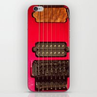 custom iPhone & iPod Skins featuring Custom Love by Gary Lee Hutchings
