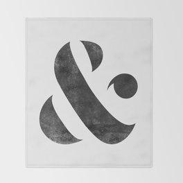 Ampersand V3 Throw Blanket