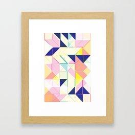 Dear Jenny Framed Art Print
