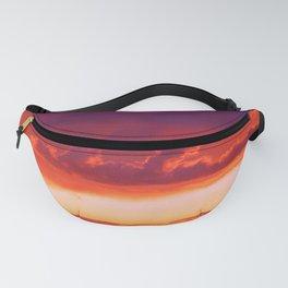 Clouds and Shadows Fanny Pack