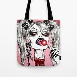 Dope Guillotine Tote Bag