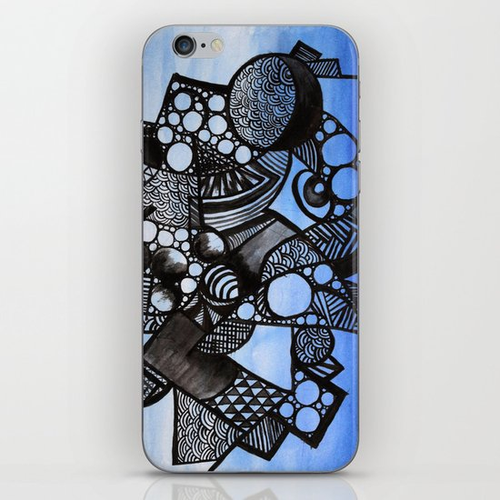 High Tides iPhone & iPod Skin