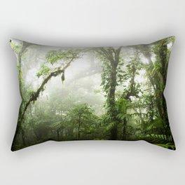 Cloud Forest Rectangular Pillow