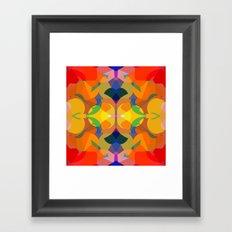 Funky Framed Art Print