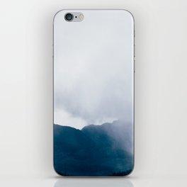 wandering the mist iPhone Skin
