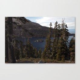 Emerald Bay   Lake Tahoe, CA Canvas Print