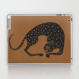 Blockprint Cheetah Laptop & iPad Skin