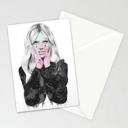 Mystic Stationery Cards