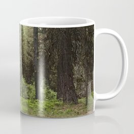 Backpacking Camp Fire Coffee Mug