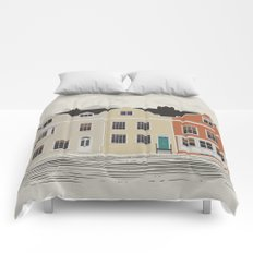 Lombard St. Portsmouth Comforters