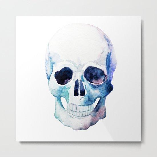 Skull 07 Metal Print