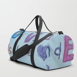 Sami's Art (age 7) Duffle Bag