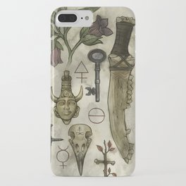 (Super)natural History - 01 iPhone Case
