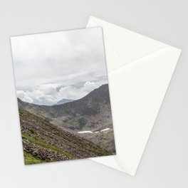 Ben Nevis Mountain Ridge Stationery Cards
