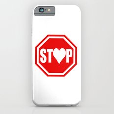 Stop In The Name of Love #1 t-shirt canvas print Slim Case iPhone 6s